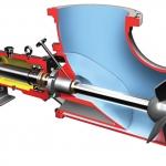 AFH9000 Axial Flow Elbow Pump