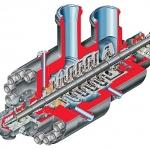CHTA Between Bearings Diffuser Casing, Utility Barrel Pump