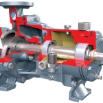 Durco Mark 3 ISO Overhung, Chemical Process Pump