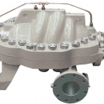 EC Between Bearings Single Case Axially Split Multistage Pump