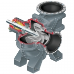 MNR and MND Overhung Absorber Recirculation Pumps