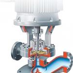 MSP Vertical In-Line, Medium Speed, Overhung API Process Pump