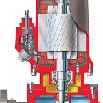MSX Overhung, Solids Handling, Submersible Pump