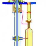 VPL1700 Toxic Liquids Vertical Lineshaft Pump