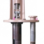 VPL3300 Engineered Vertical Cantilever TiCl4 Pump