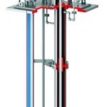 VPL3600 ISO 13709:API 610 (VS4) Vertical Lineshaft, Slurry Pump