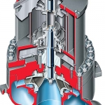 WDF Nuclear Vertical, Single Stage Pump