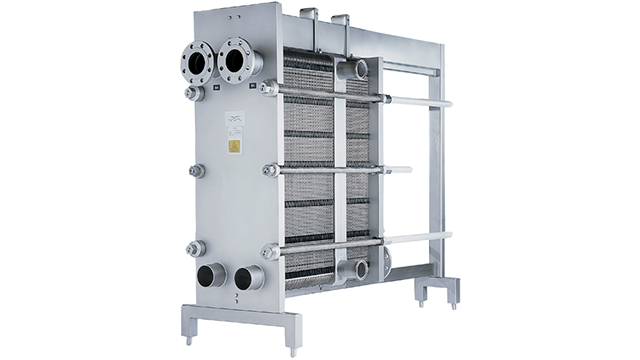 Alfa Laval Gasketed Plate Heat Exchanger – ABS Engineering