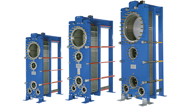 Alfa Laval Gasketed Plate Heat Exchanger – ABS Engineering & Trading